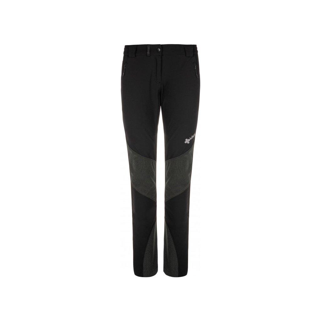 Dámské outdoorové kalhoty KILPI Nuuk-w černá