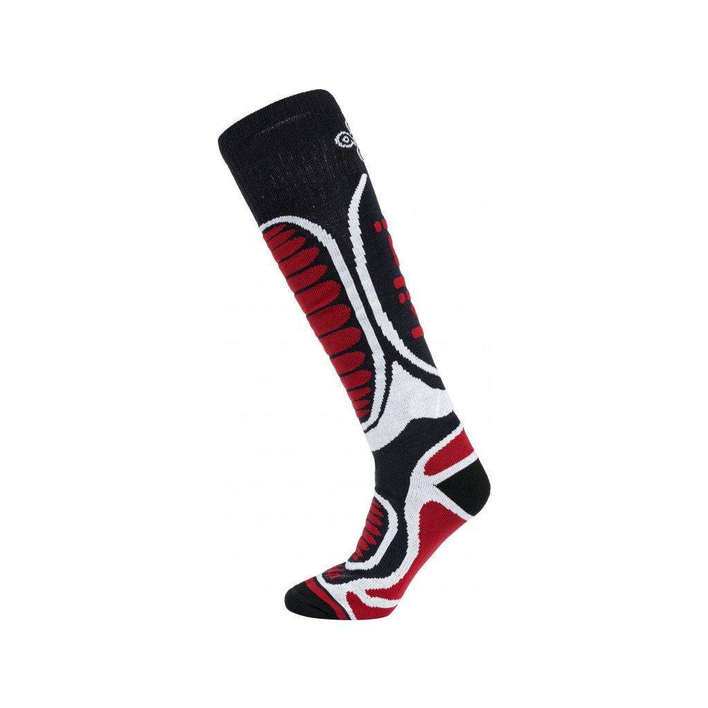 Lyžařské ponožky KILPI Anxo-u tmavě modrá