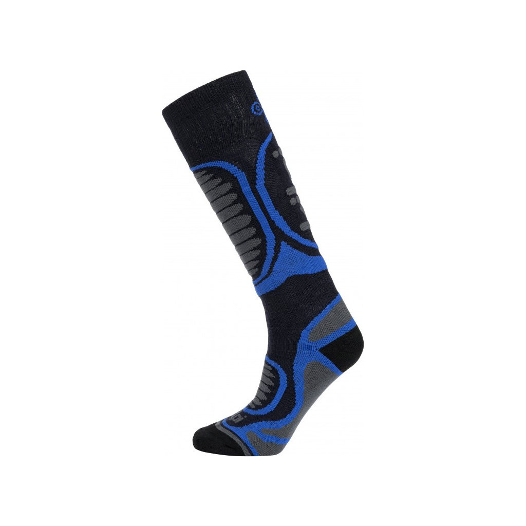 Dětské lyžařské ponožky KILPI Anxo-j tmavě modrá