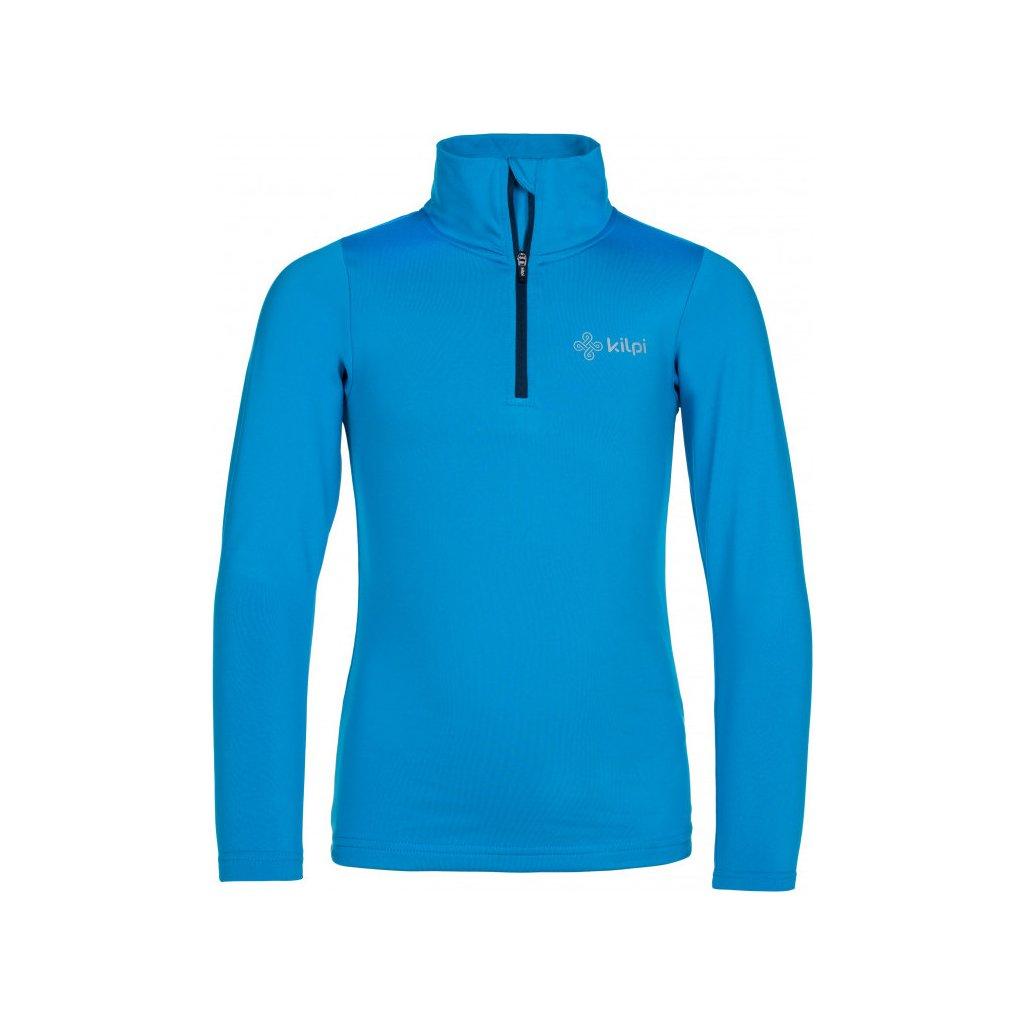 Dětské funkční tričko KILPI Wilke-j modrá