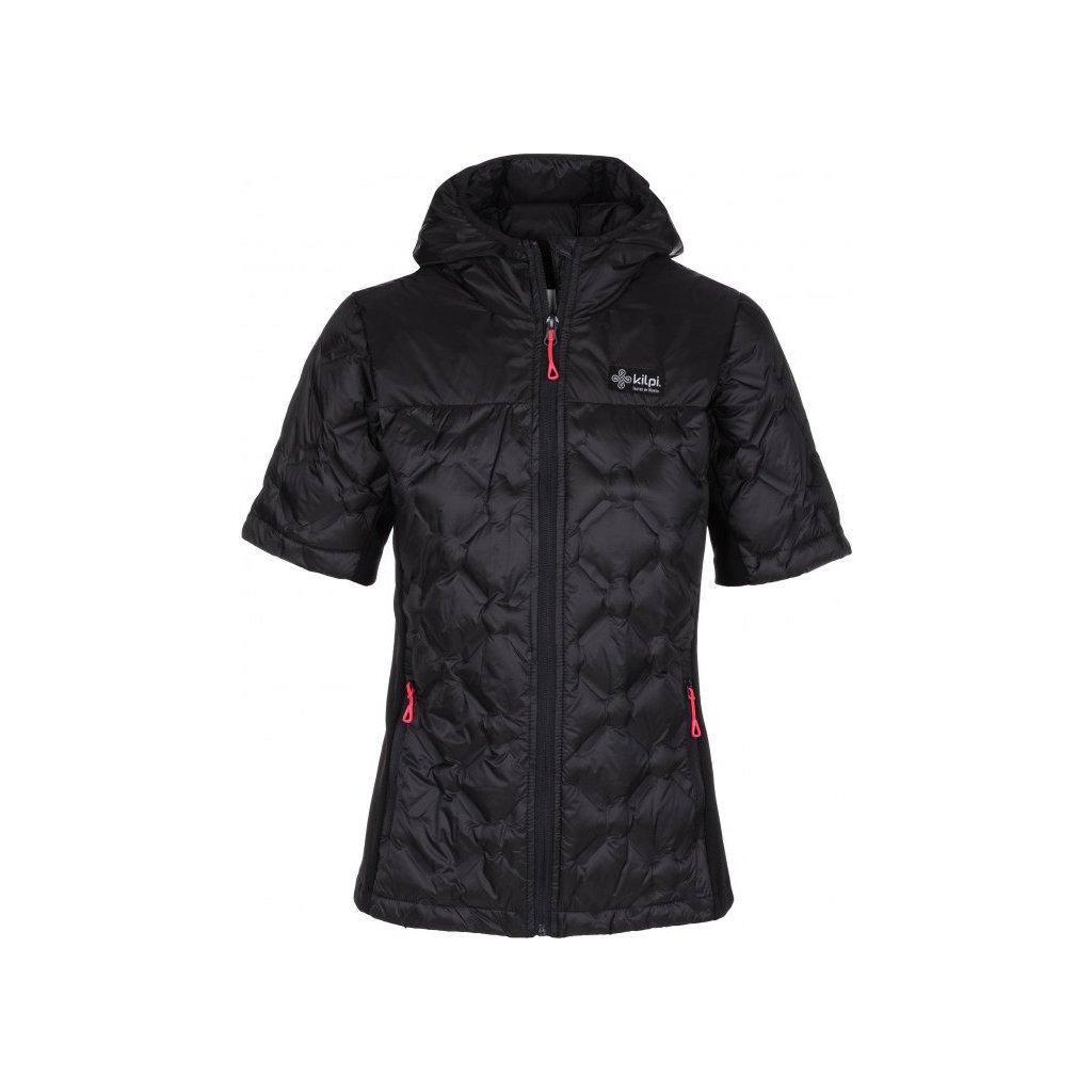 Dámská bunda s krátkými rukávy KILPI Vernon-w černá
