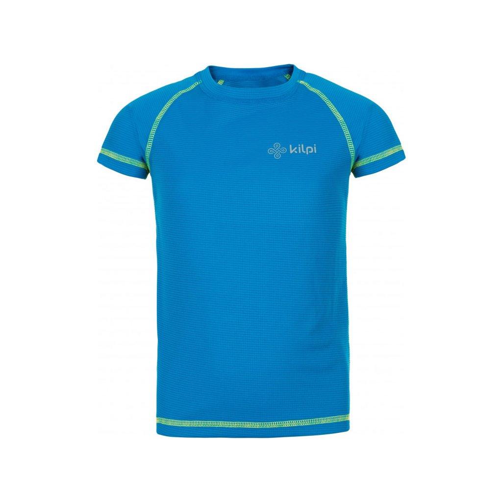 Chlapecké funkční tričko KILPI Tecni-jb modrá