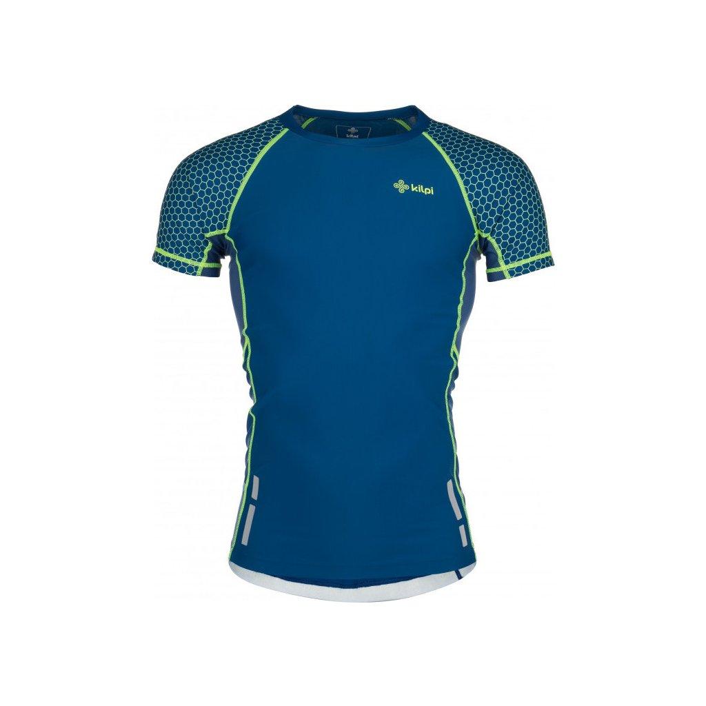 Pánské kompresní tričko KILPI Combo-m tmavě modrá