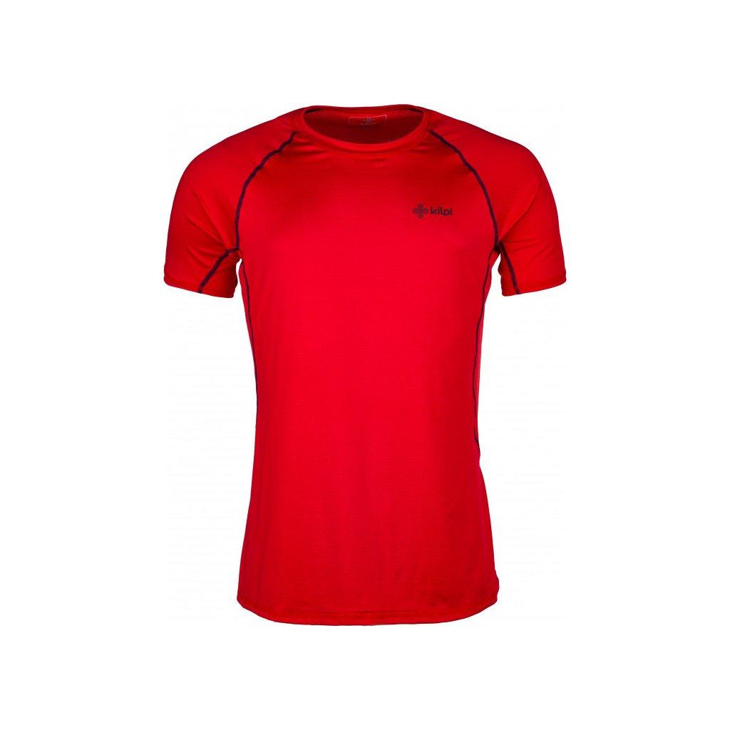 Pánské funkční tričko KILPI Rainbow-m červená