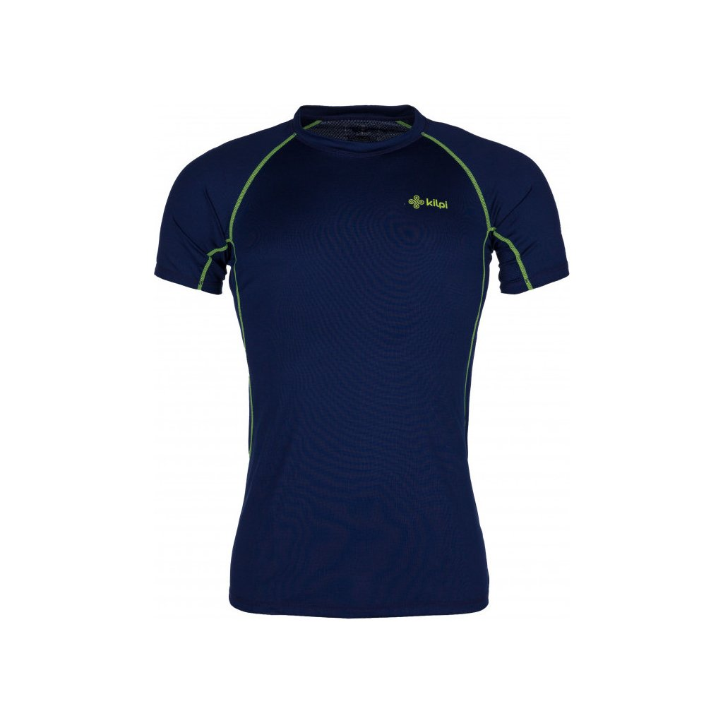 Pánské funkční tričko KILPI Rainbow-m tmavě modrá