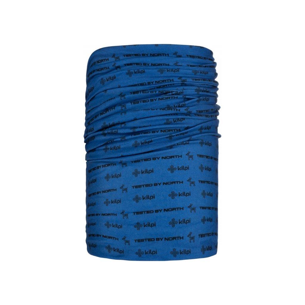 Multifunkční šátek KILPI Darlin-u modrá