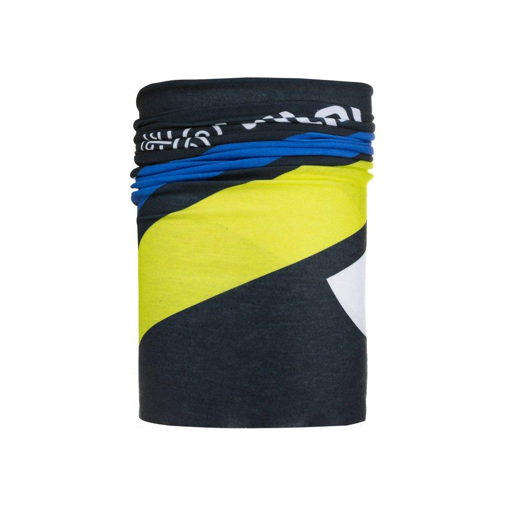 Multifunkční šátek KILPI Darlin-u žlutá
