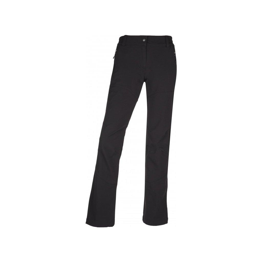 Dámské outdoor kalhoty KILPI Lago-w černá