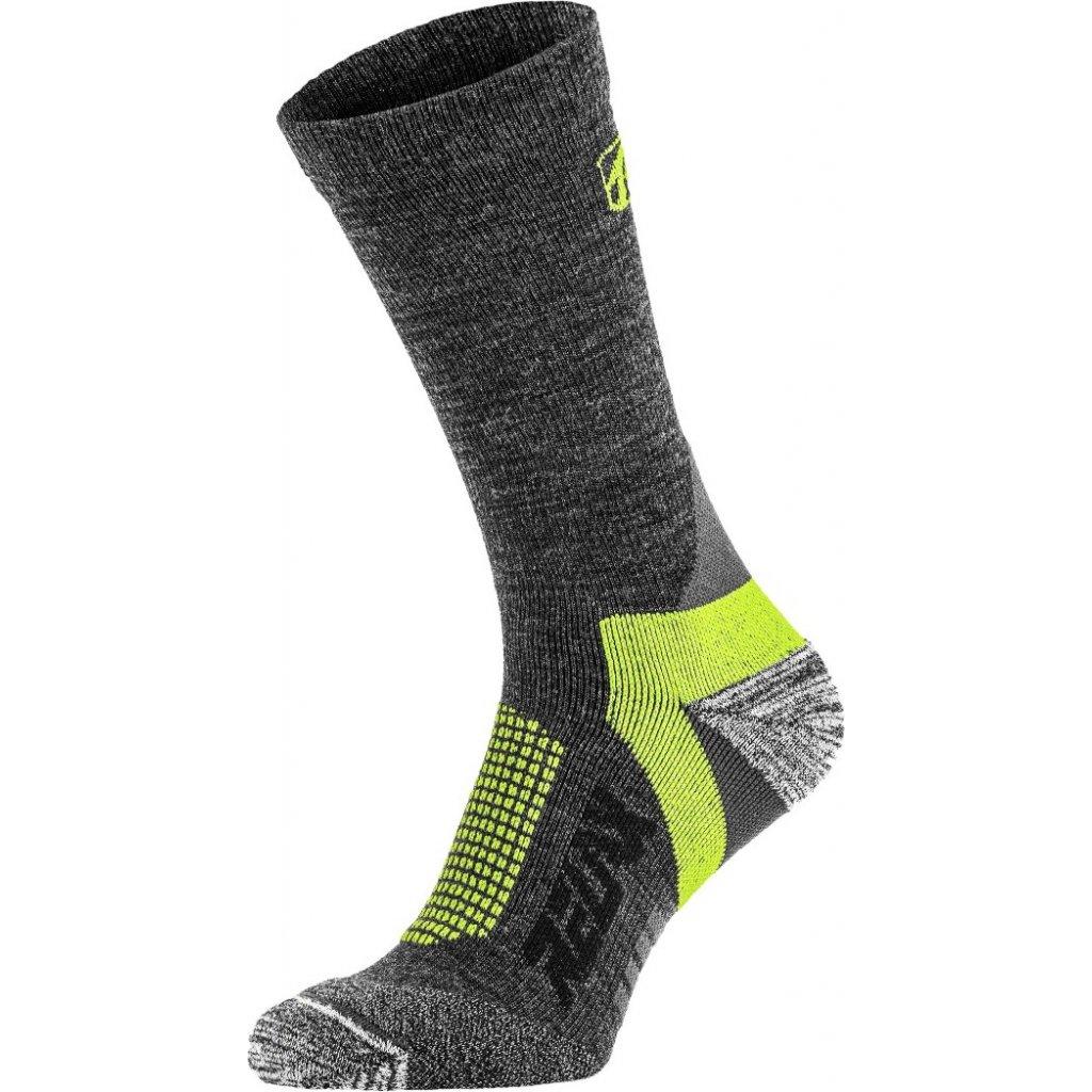 Lyžařské ponožky RELAX Nordic šedé