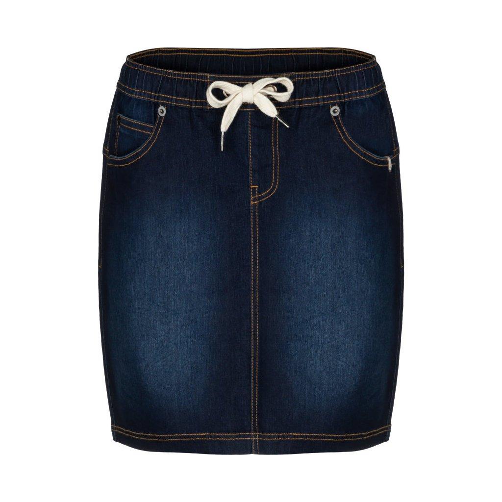Dámská sportovní sukně LOAP Deccina modrá