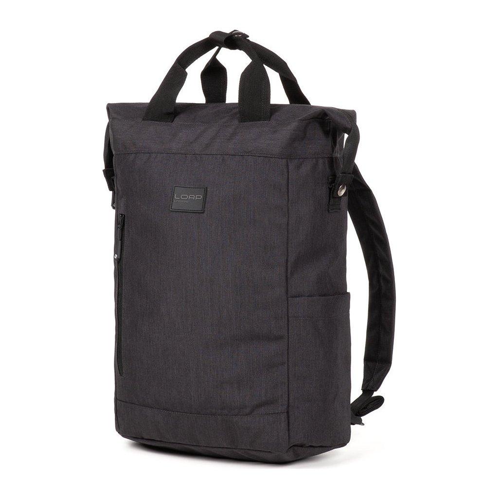 Městský batoh LOAP Tempest šedý