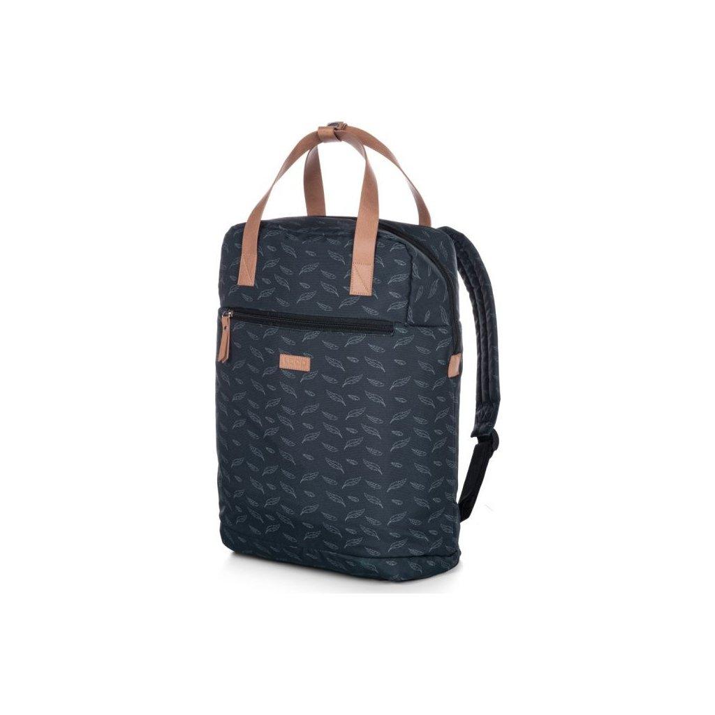 Dámský městský batoh LOAP Reina černý