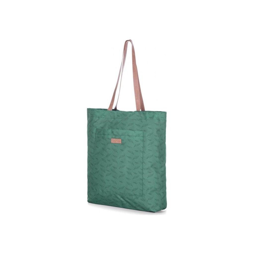 Taška přes rameno LOAP Tinny Tote zelená