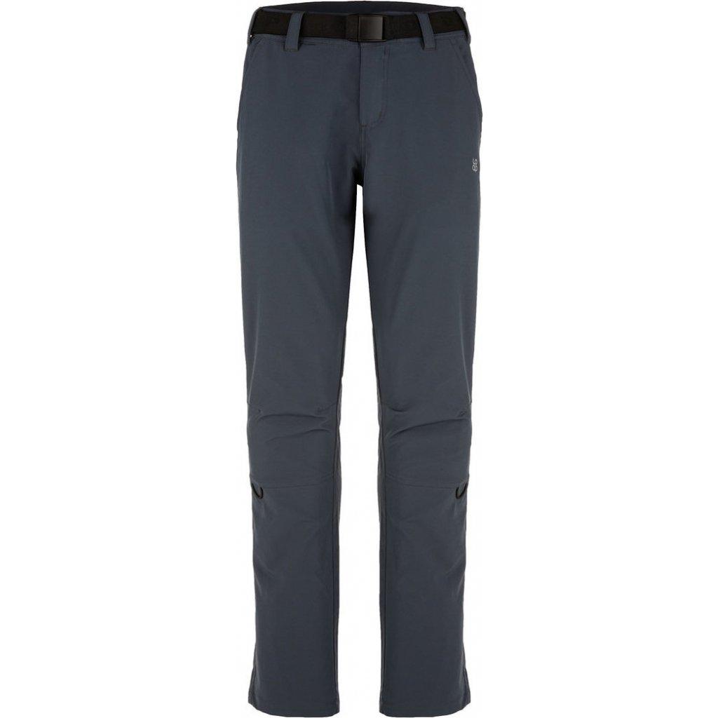 Dámské softshellové kalhoty LOAP Urnela šedé