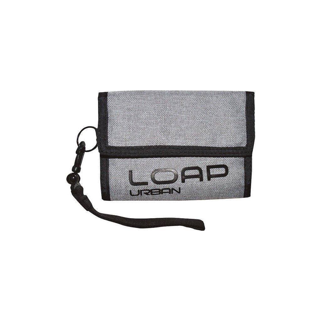 Peněženka LOAP Tamp šedá
