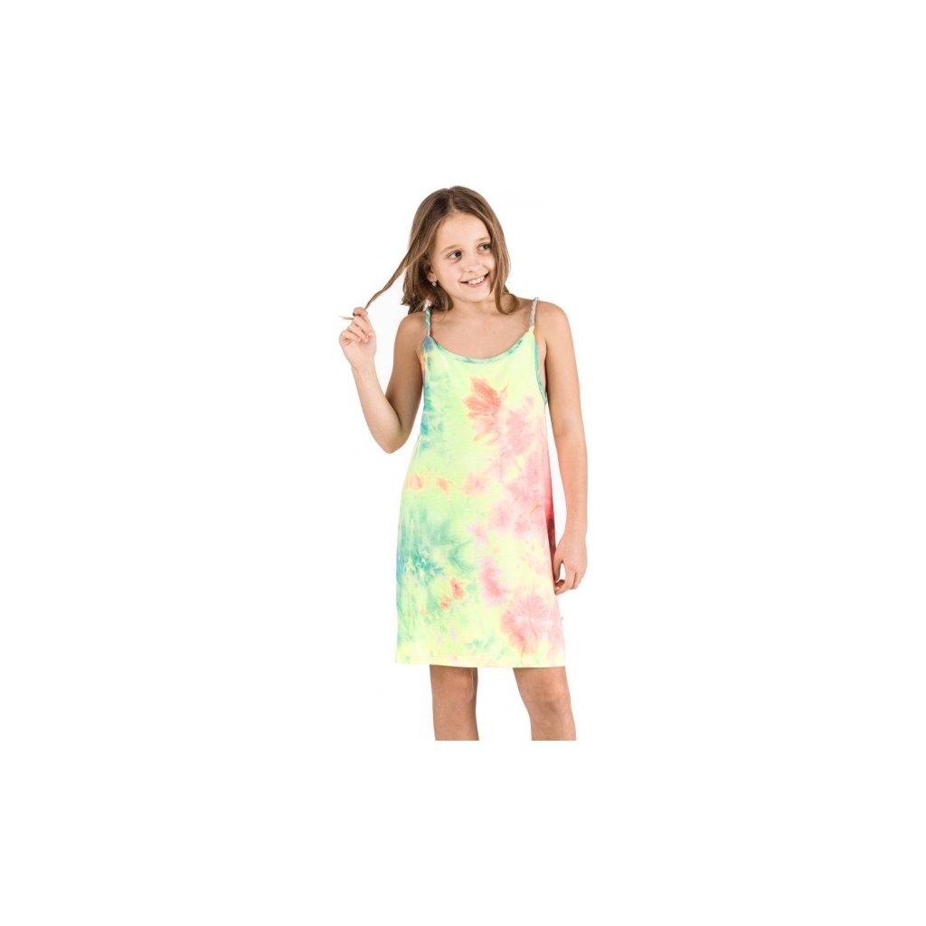 Dívčí šaty SAM 73 bílé