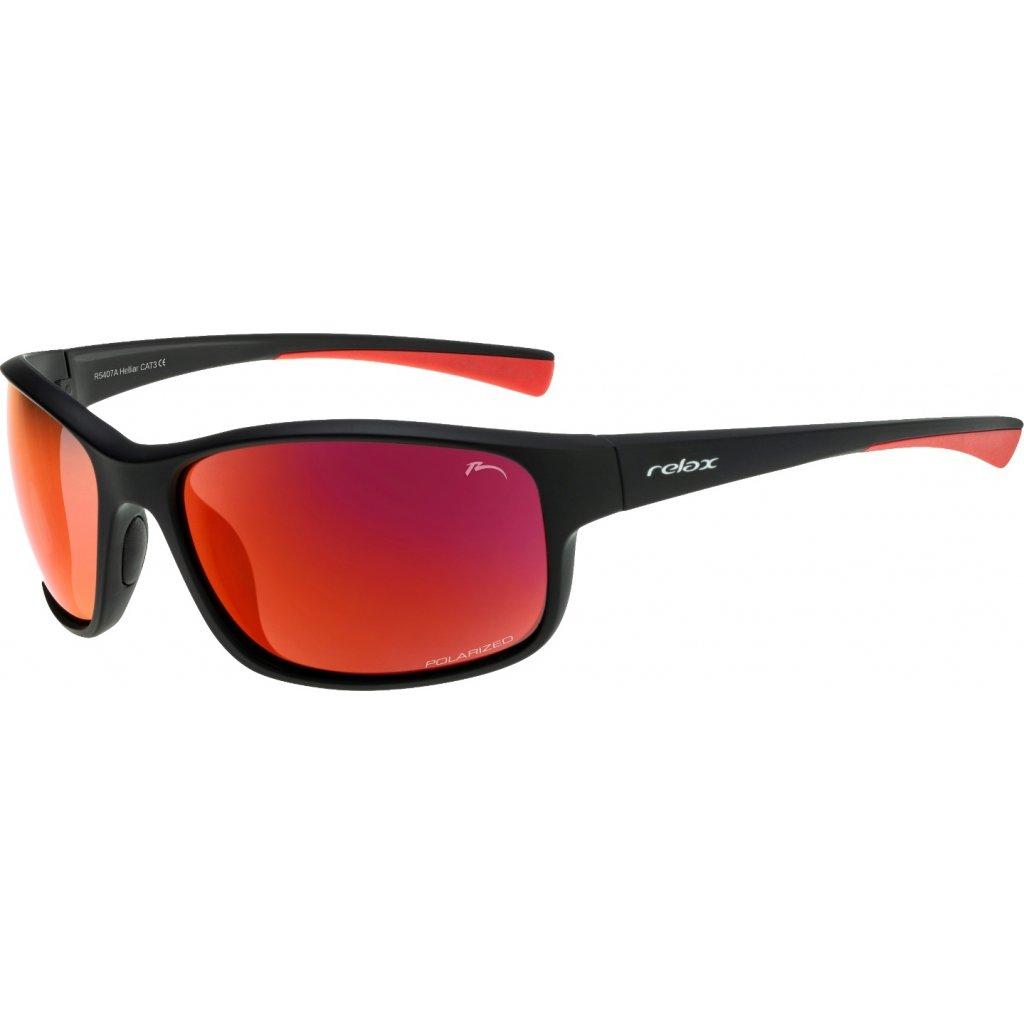 Sportovní sluneční brýle Relax Helliar