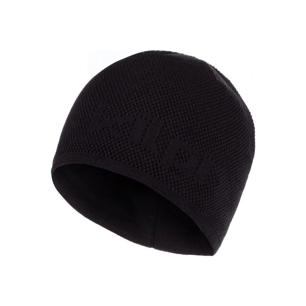 Pánská pletená čepice KILPI Kim-m černá