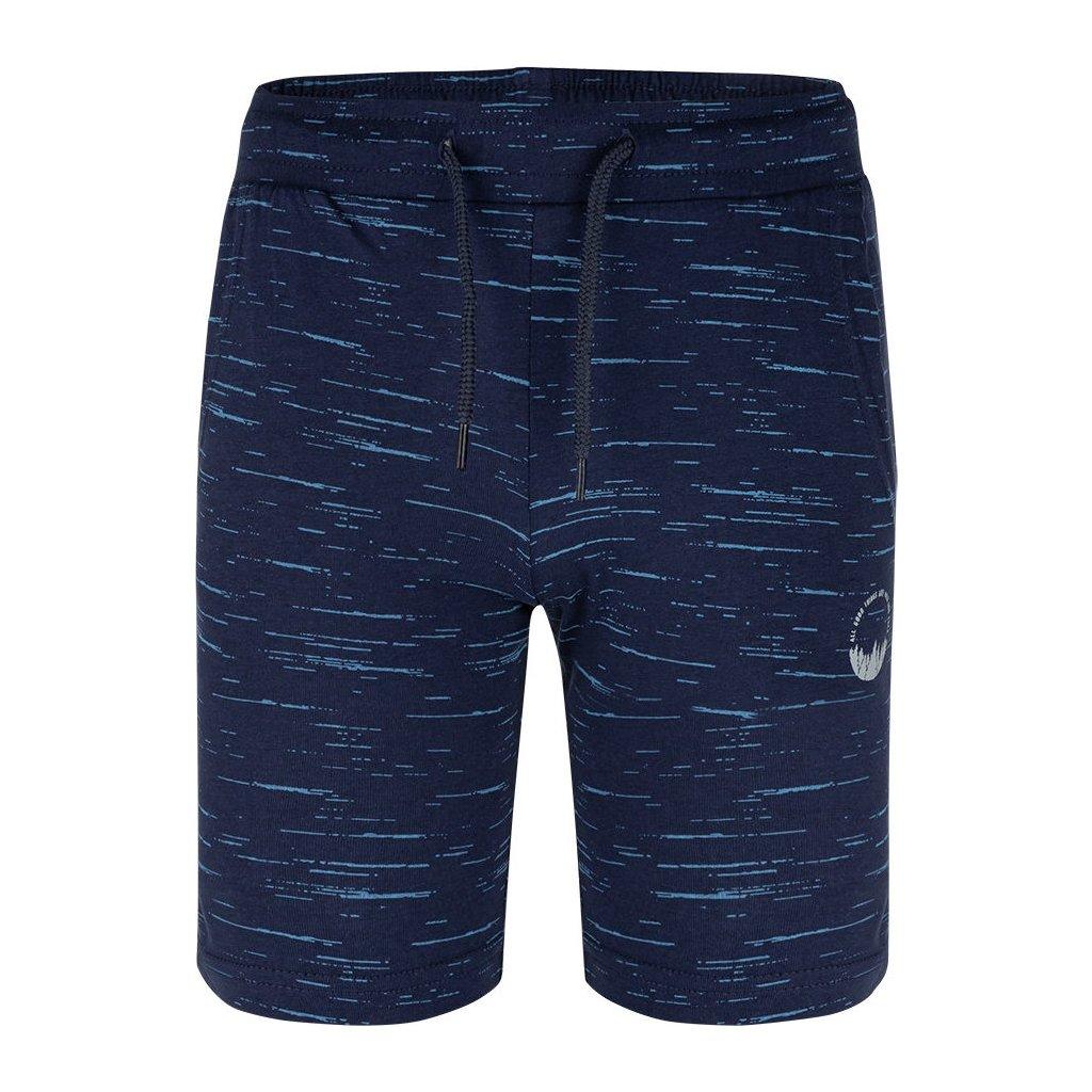 Dětské sportovní kraťasy LOAP Baidos modré