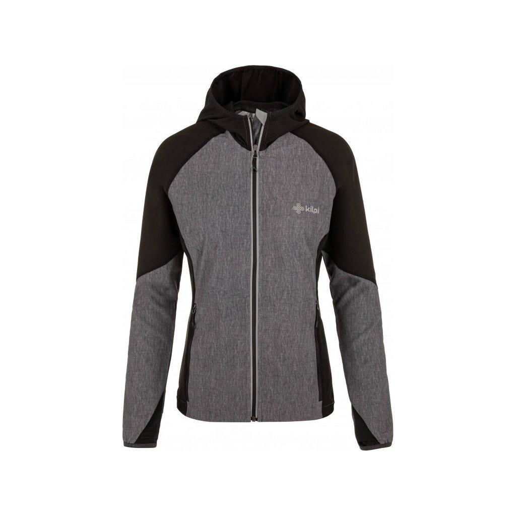 Dámská sportovní bunda KILPI Balans-w černá