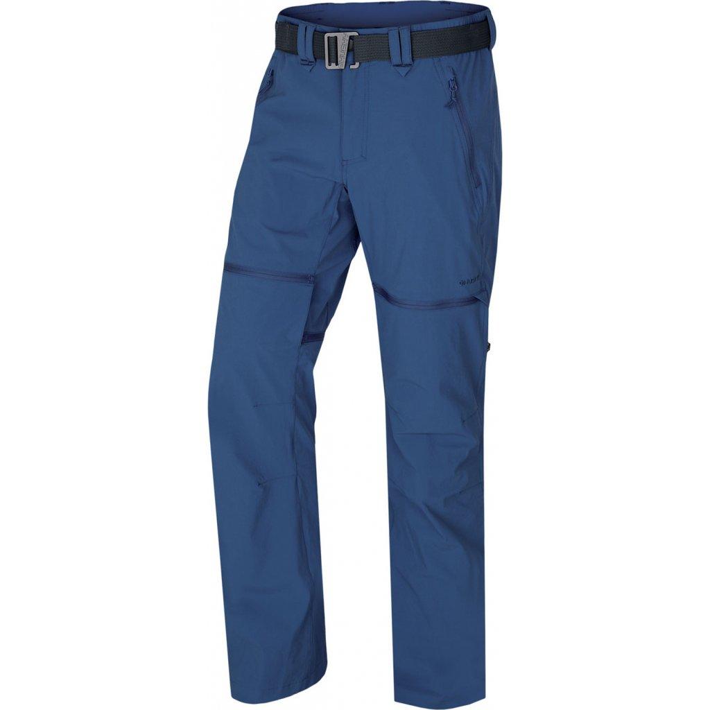 Pánské outdoor kalhoty HUSKY Pilon M tm. modrá