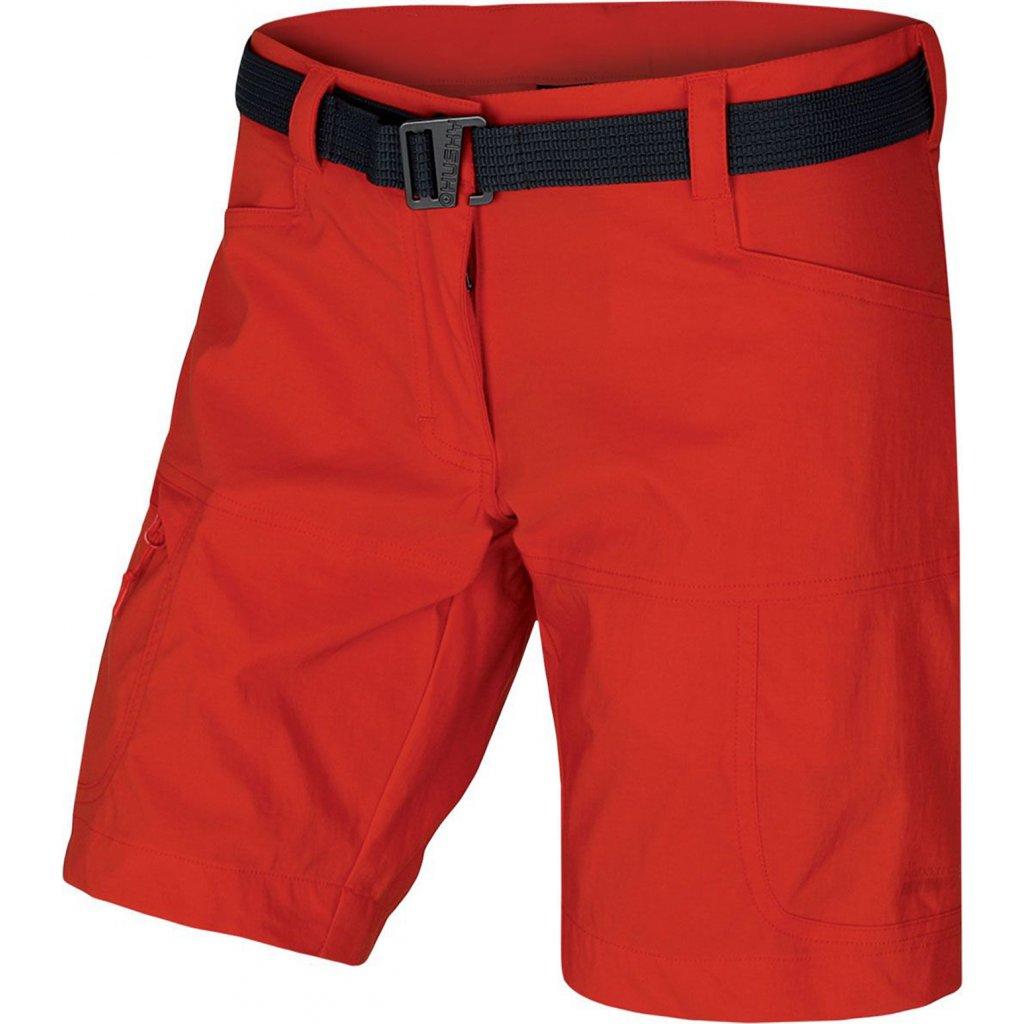 Dámské šortky HUSKY Kimbi L červená