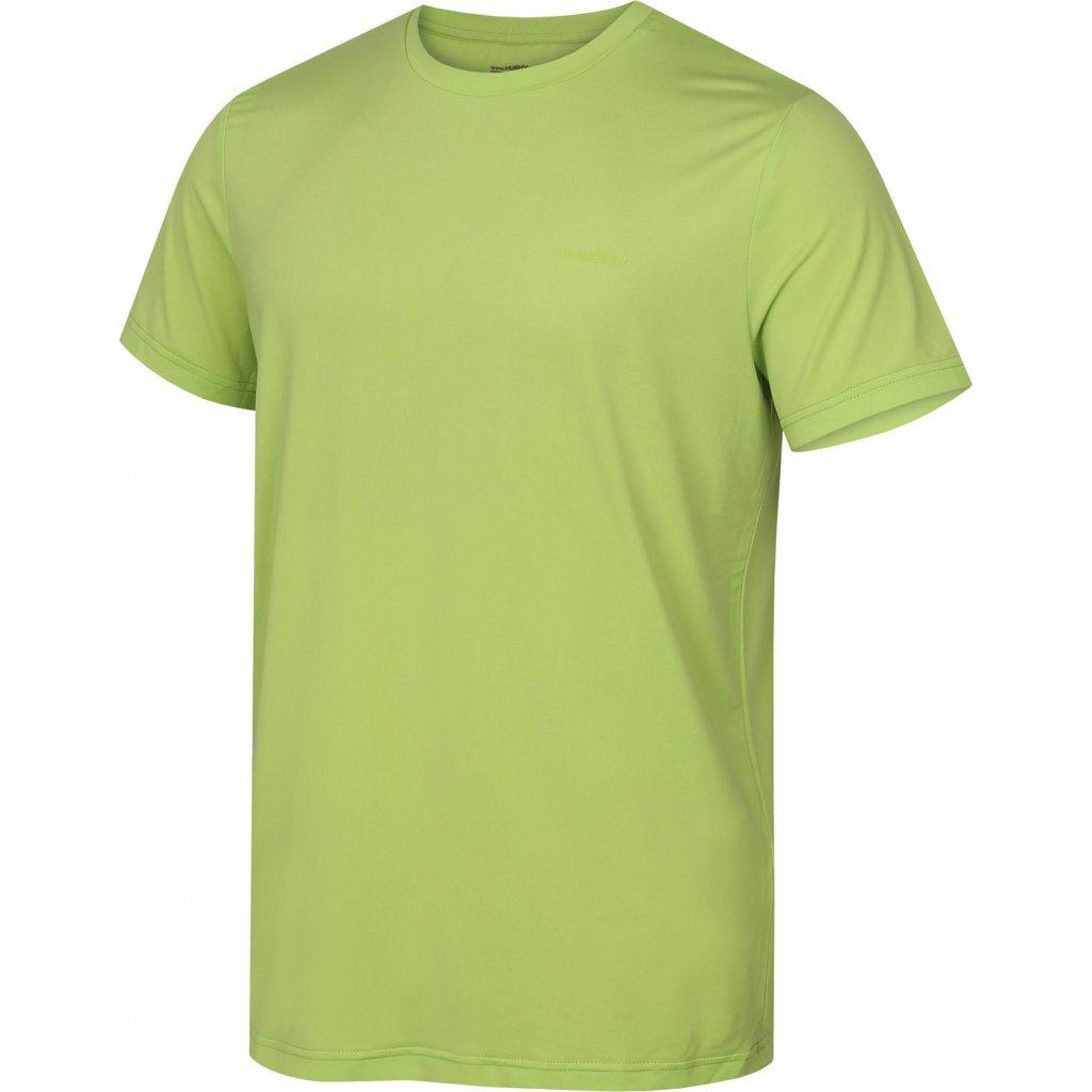 Pánské triko HUSKY Tonie M sv. zelená