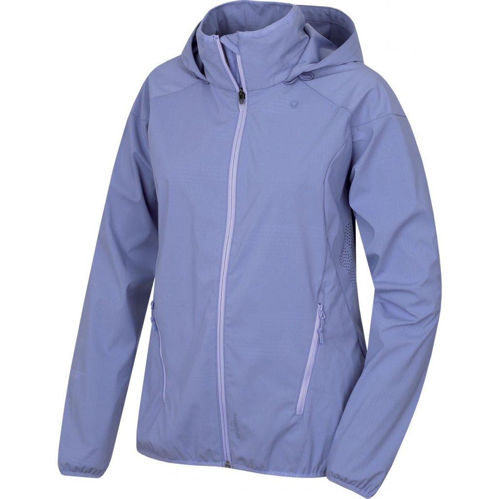 Dámská softshellová bunda HUSKY Sally L sv. modrofialová