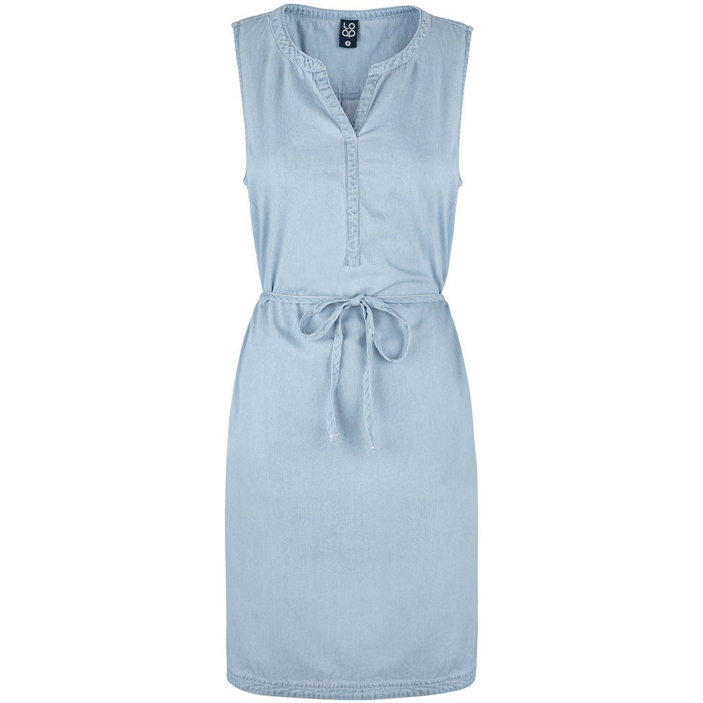Dámské sportovní šaty LOAP Nermin modré