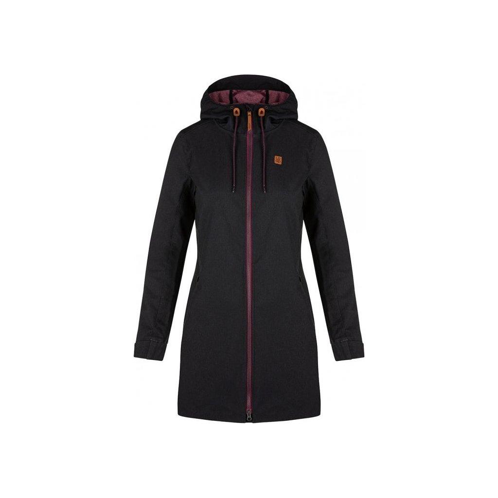Dámský softshellový kabát LOAP Ladka černý