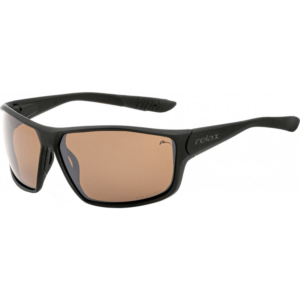 Sportovní sluneční brýle RELAX Coburg černé