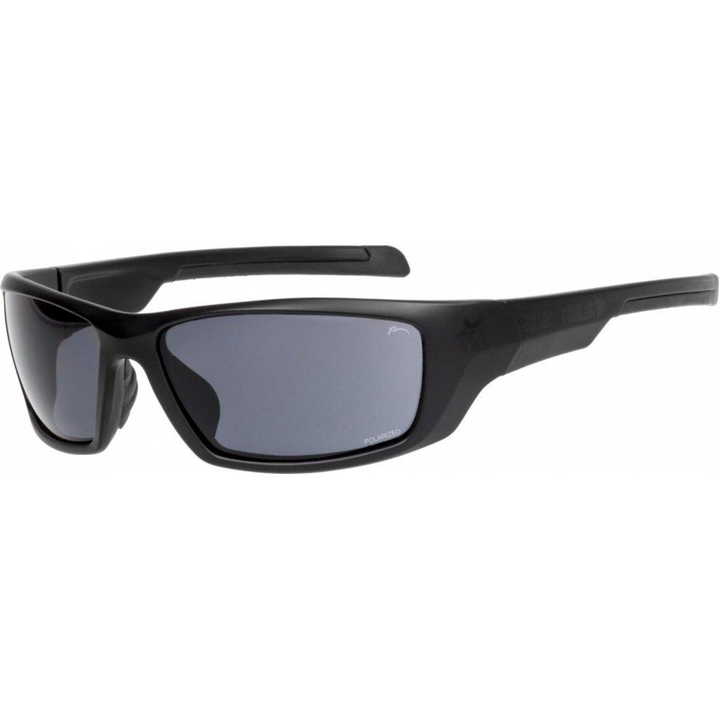 Sportovní sluneční brýle RELAX Pharus černé