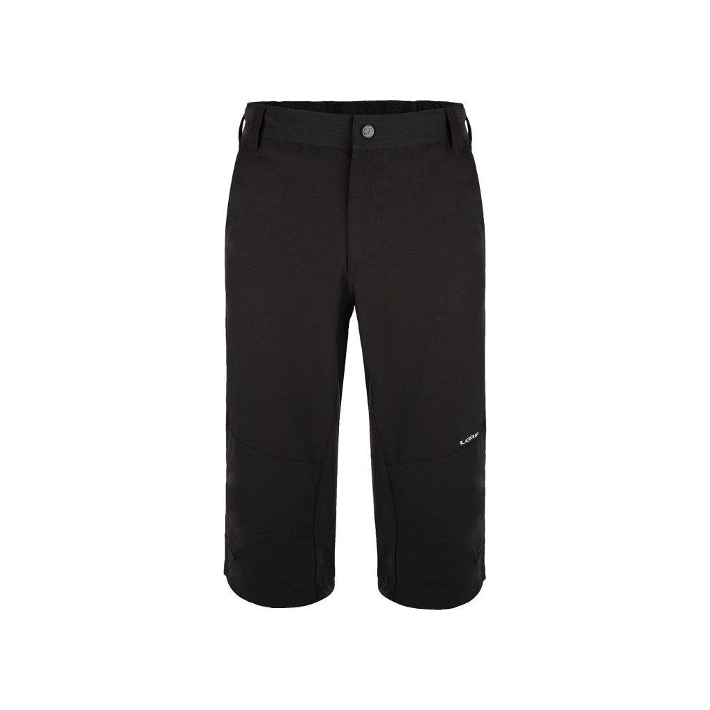 Pánské 3/4 kalhoty LOAP Unaro černé