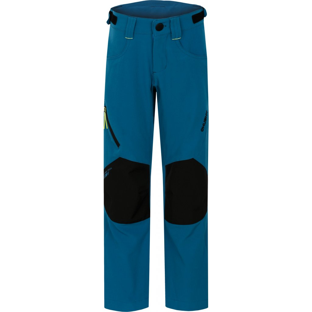 Dětské outdoor kalhoty HUSKY Zony K tm. modrá