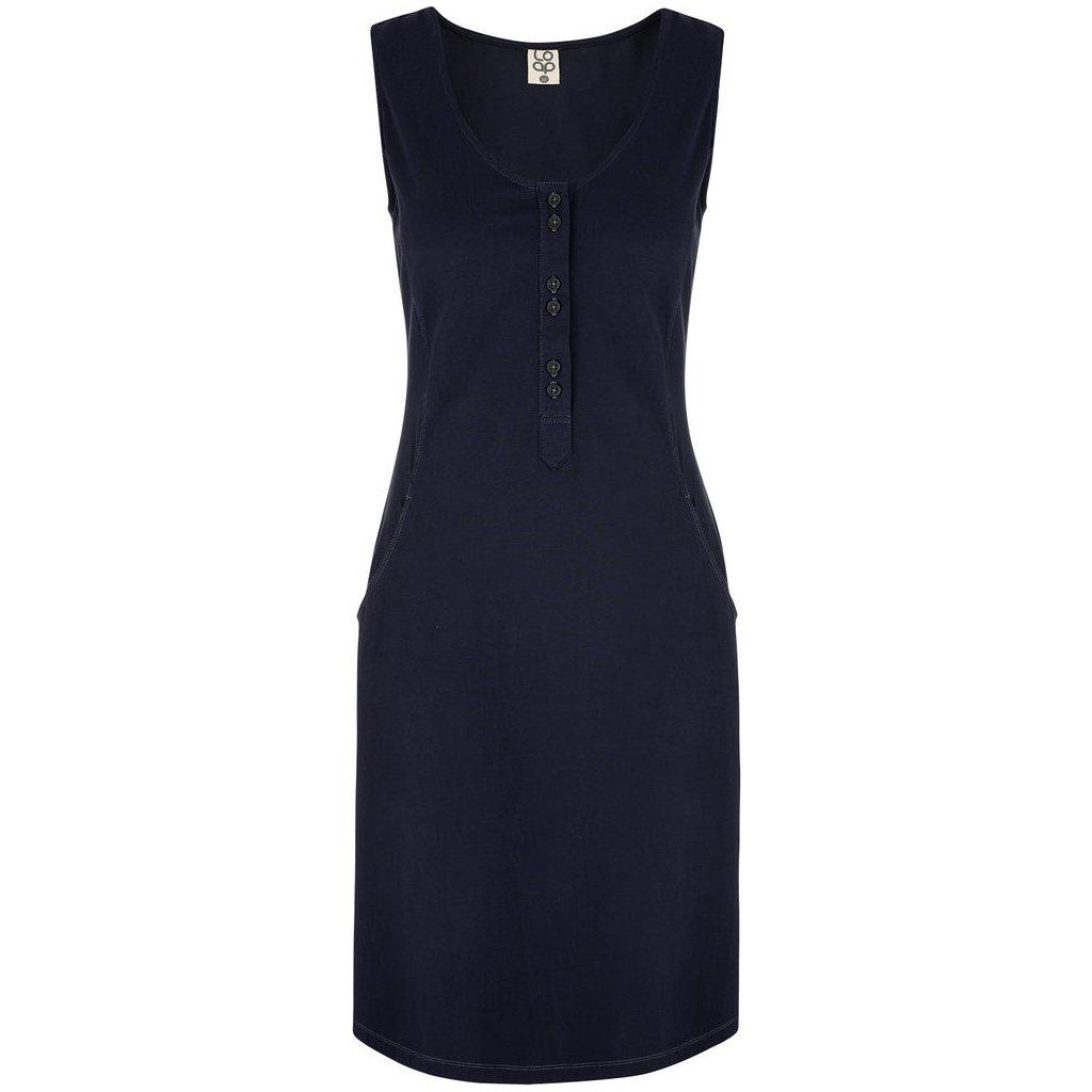 Dámské sportovní šaty LOAP Nami modré
