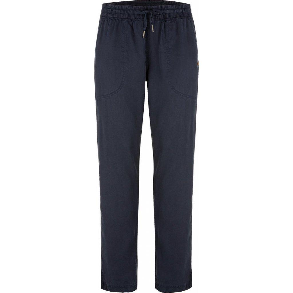 Dámské kalhoty do města LOAP Nalina modré