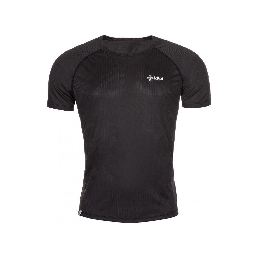 Pánské běžecké tričko KILPI Dimaro-m černá