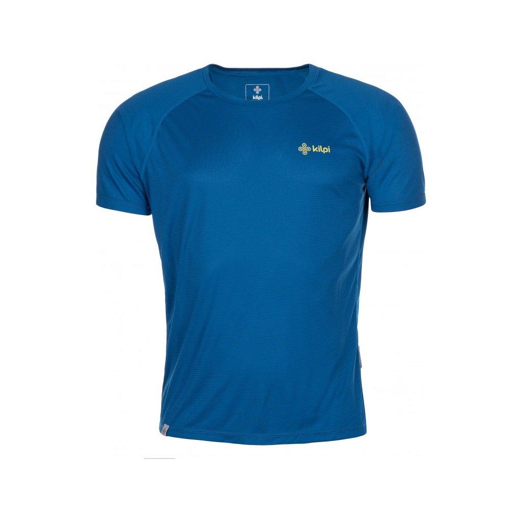 Pánské běžecké tričko KILPI Dimaro-m tmavě modrá