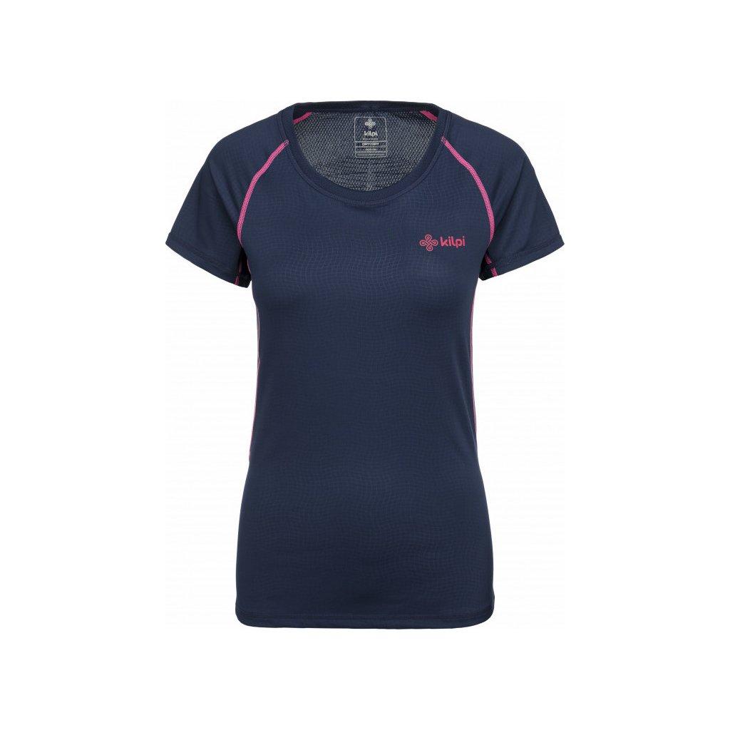 Dámské funkční tričko KILPI Rainbow-w tmavě modrá
