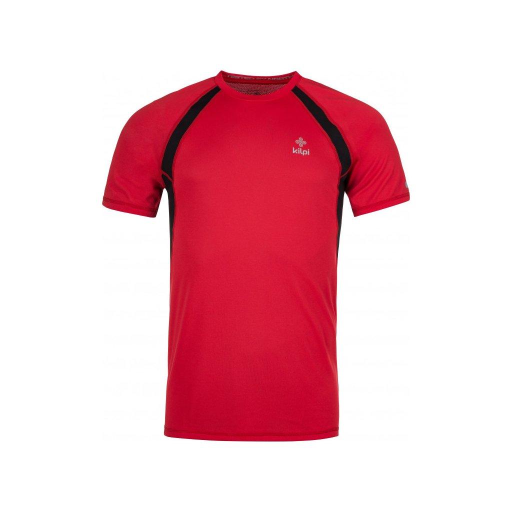 Pánské funkční tričko KILPI Runful-m červená