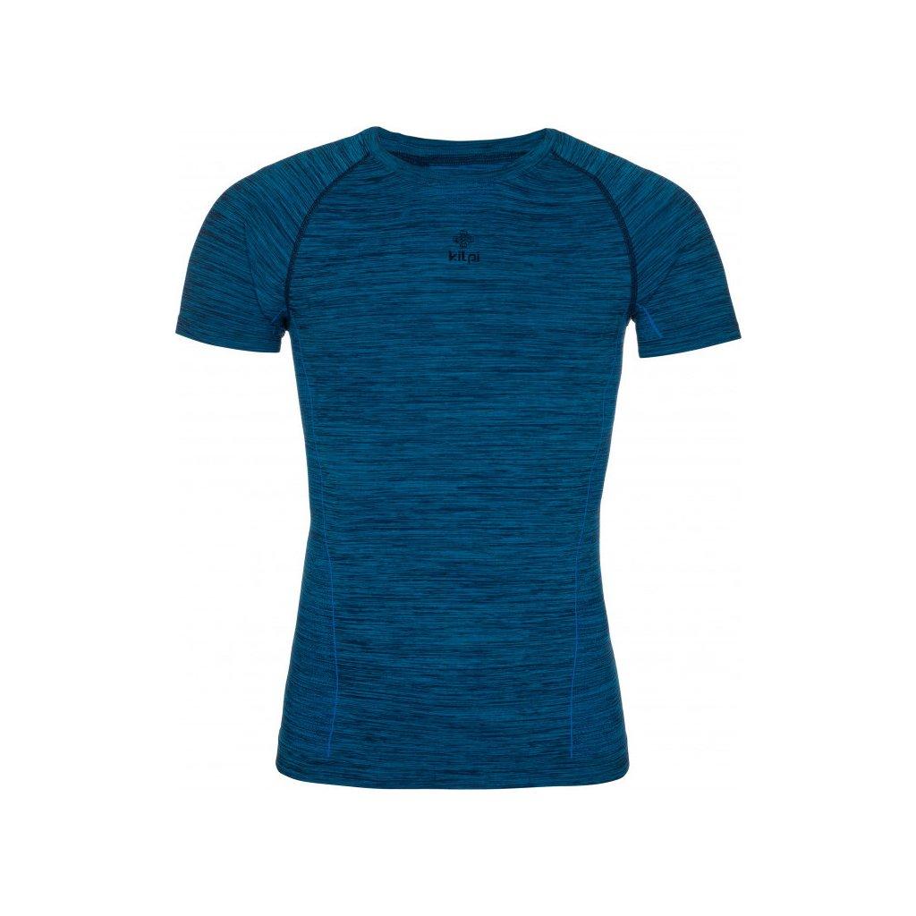 Pánské funkční tričko KILPI Leape-m modrá