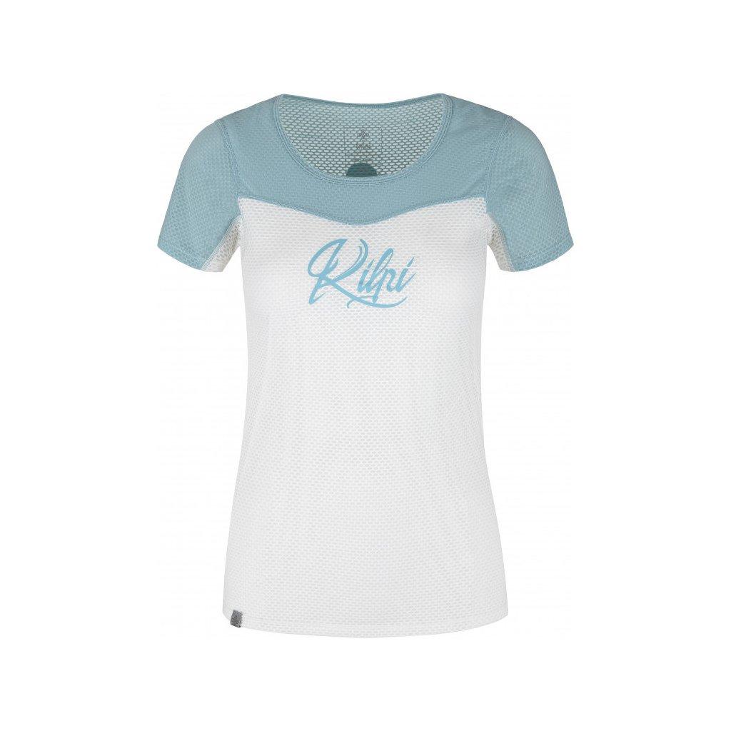 Dámské funkční tričko KILPI Cooler-w bílá
