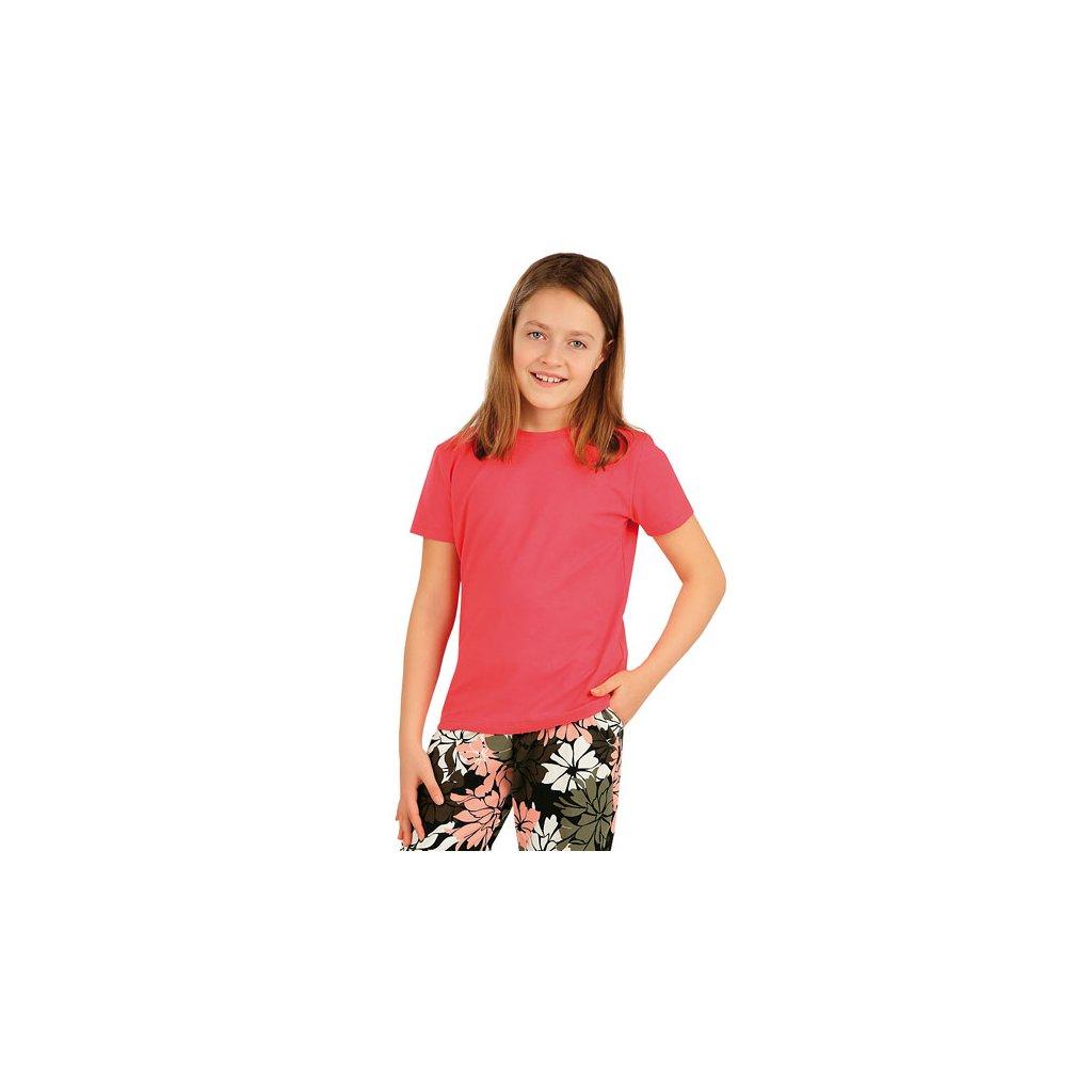 Dětské tričko LITEX s krátkým rukávem