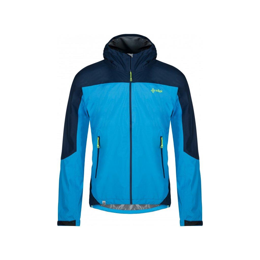 Pánská outdoorová bunda KILPI Hurricane-m modrá