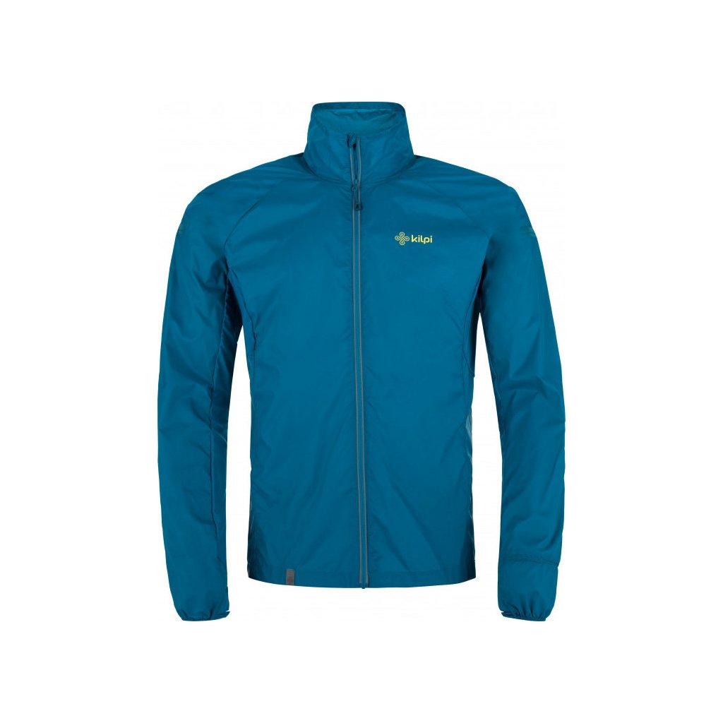 Pánská sportovní bunda KILPI Tirano-m tmavě modrá