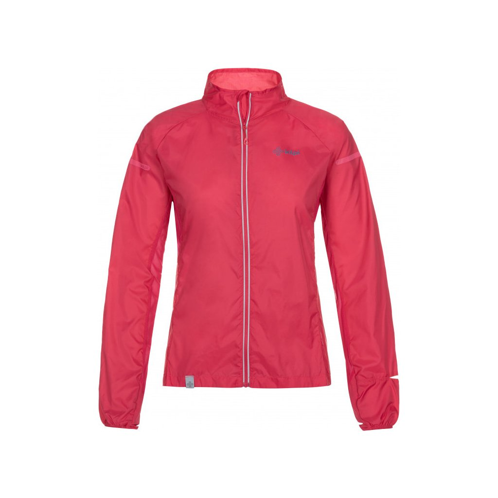 Dámská sportovní bunda KILPI Tirano-w růžová