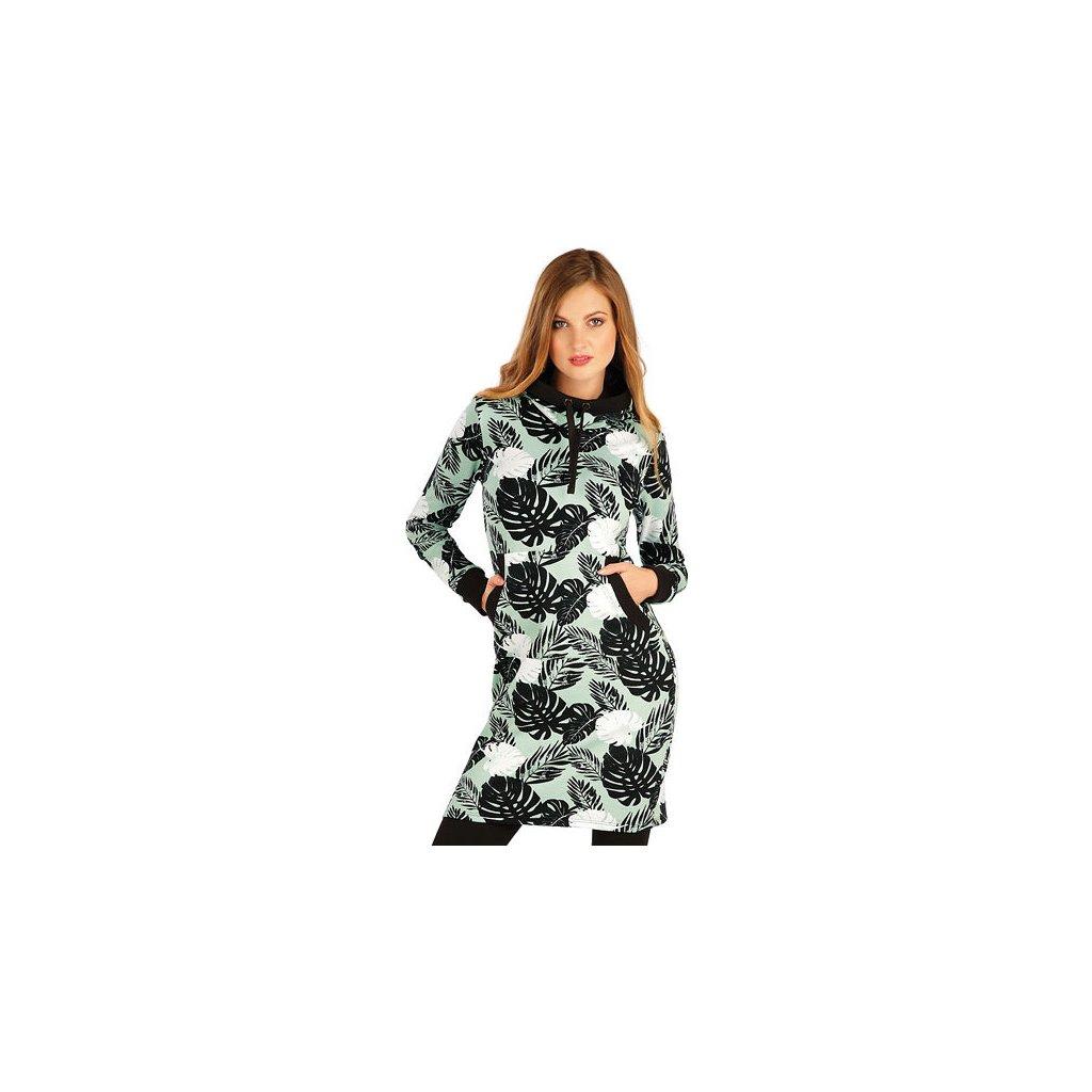 Dámské mikinové šaty LITEX