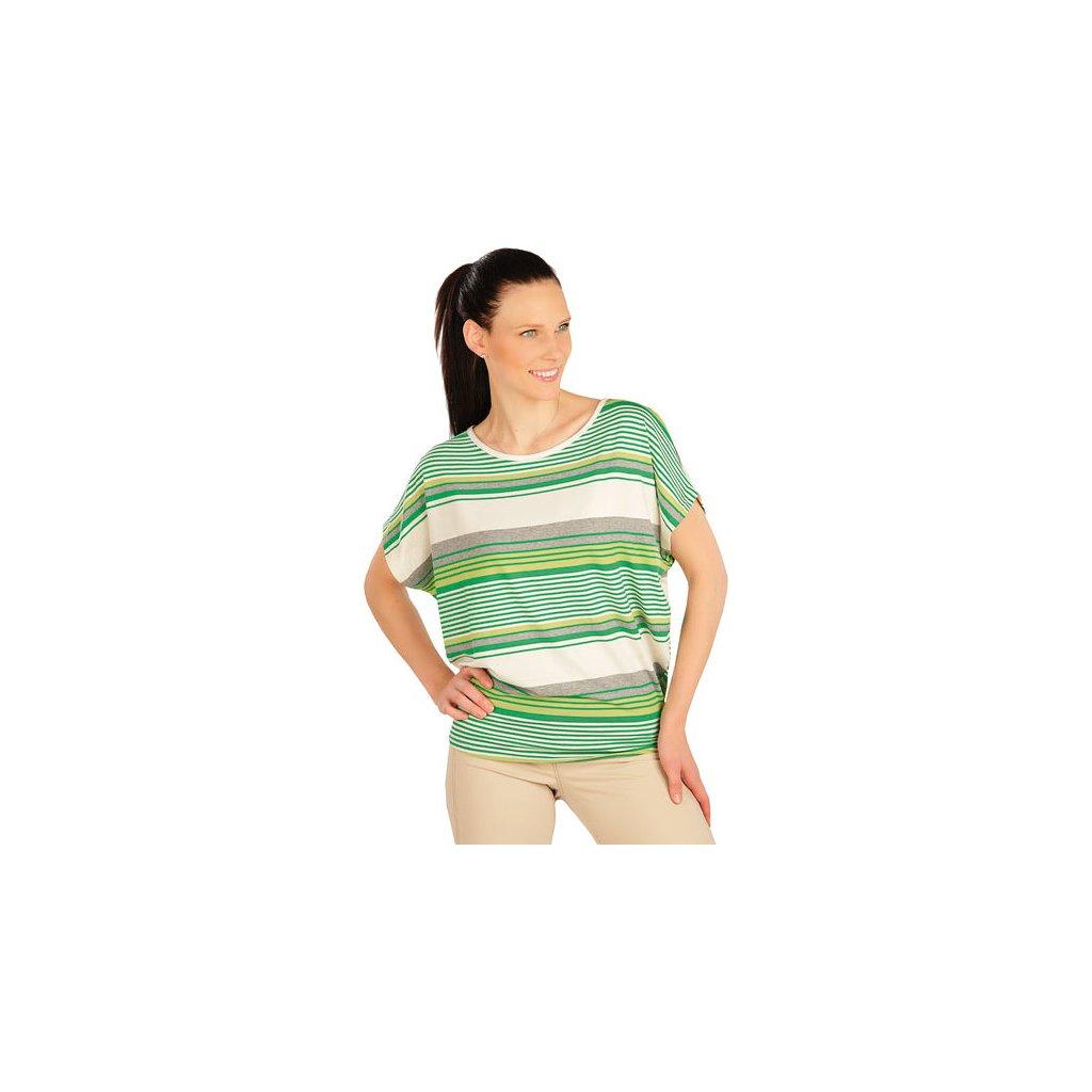 Dámské tričko LITEX s krátkým rukávem