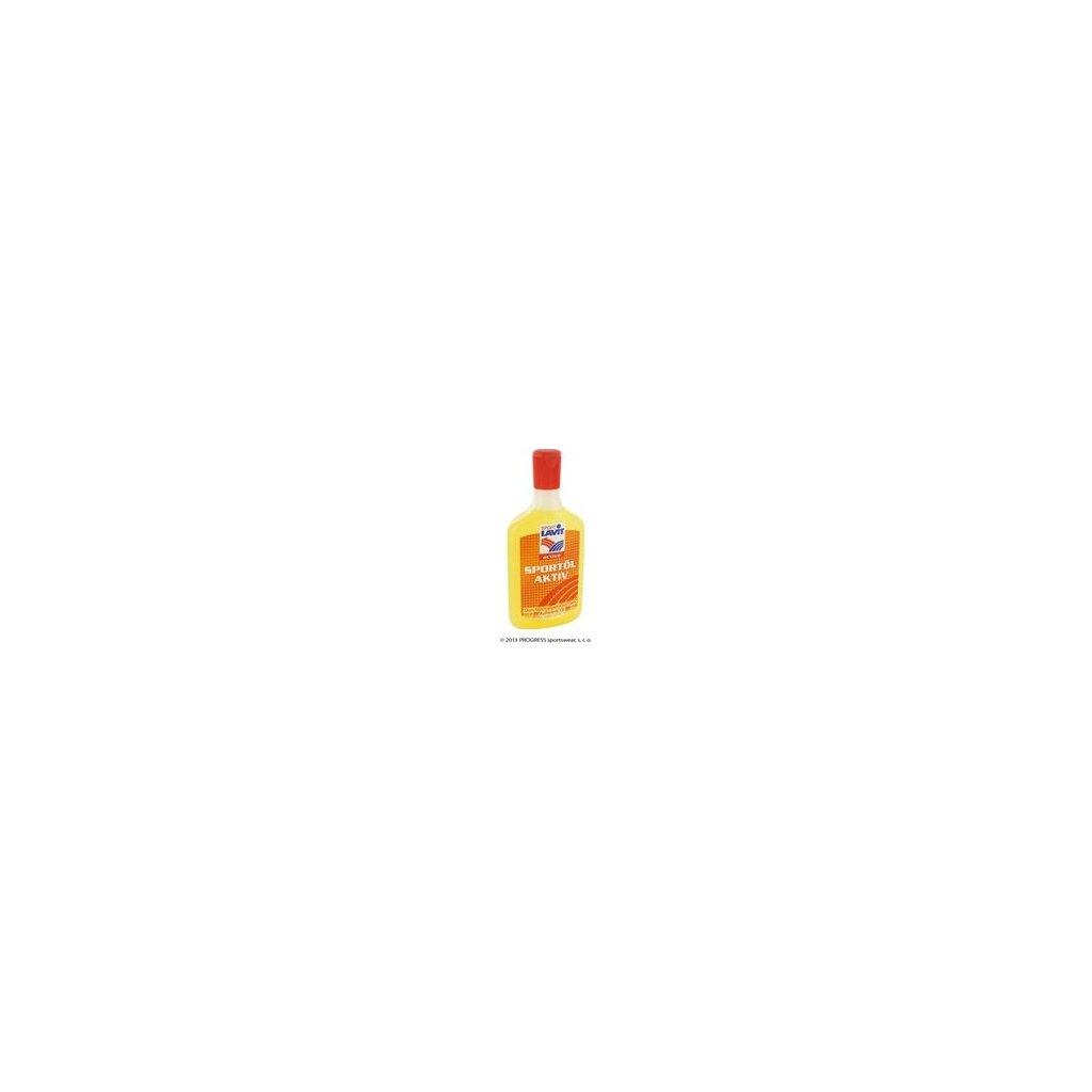 Sportovní hřejivý olej PROGRESS Sportöl Aktiv 200ml  + Sleva 5% - zadej v košíku kód: SLEVA5