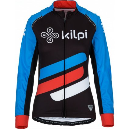 Cyklistický dres KILPI Palm-w modrá